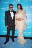 Naeem Khan Photo - Naeem Khan and Ranjana Khan attend 2011 UNICEF Snowflake Ball at Cipriani 42nd Street on November 29 2011 in New York City