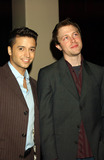 Austin Lysy Photo - NEW YORK FEBRUARY 3 2005    Jai Rodriguez and Austin Lysy at the world premier of Hitch