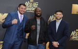King Mo Photo - April 9 2016 LAMatt Mitrione King Mo Josh Thomson arriving at the 2016 MTV Movie Awards at the Warner Bros Studios on April 9 2016 in Burbank CaliforniaBy Line Peter WestACE PicturesACE Pictures Inctel 646 769 0430