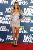 Amber Lancaster Photo - Actress Amber Lancaster arriving at at the 2011 MTV Movie Awards at Universal Studios Gibson Amphitheatre on June 5 2011 in Universal City California