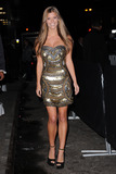 Nina Agdal Photo - February 14 2012 New York City Sports Illustrated swimsuit model Nina Agdal attends SI Swimsuit Launch Party at Crimson on February 14 2012 in New York City