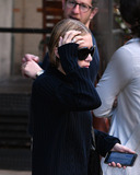 Ashley Olsen Photo - October 5 2016 New York CityAshley Olsen wears all black as she leaves a downtown hotel on October 5 2016 in New York CityBy Line Curtis MeansACE PicturesACE Pictures IncTel 6467670430