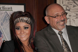 Andy Polizzi Photo - Nicole Snooki Polizzi and Andy Polizzi at the Team Snooki Boxing press conference at McFaddens Saloon on January 12 2012 in New York City