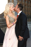 Cinderella Photo - August 10 2015 LondonChloe-Jasmine Whichello and Stevi Ritchie arriving at the Believe In Magic Cinderella Ball at the Natural History Museum on August 10 2015 in LondonBy Line FamousACE PicturesACE Pictures Inctel 646 769 0430