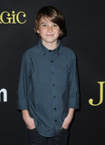 Aiden Lovekamp Photo - January 14 2016 LAAiden Lovekamp arriving at the premiere of Amazons Just Add Magic at the ArcLight Hollywood on January 14 2016 in Hollywood California By Line Peter WestACE PicturesACE Pictures Inctel 646 769 0430