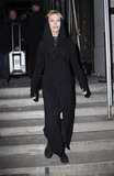 The Donnas Photo - February 10 2014 New York CityTrudie Styler arriving at the Donna Karan New York 30th Anniversary fashion show during Mercedes-Benz Fashion Week Fall 2014 on February 10 2014 in New York City