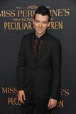 Asa Butterfield Photo - September 26 2016 New York CityAsa Butterfield attending the Miss Peregrines Home For Peculiar Children New York premiere at Saks Fifth Avenue on September 26 2016 in New York CityCredit Kristin CallahanACE PicturesTel 646 769 0430