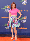 Ashley Wagner Photo - July 16 2015 LAAshley Wagner arriving at the Nickelodeon Kids Choice Sports Awards 2015 at UCLAs Pauley Pavilion on July 16 2015 in Westwood CaliforniaBy Line Peter WestACE PicturesACE Pictures Inctel 646 769 0430