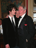 Peter OToole Photo - Peter OToole and his son Lorcan OToole at the Players Clubs Pipe Night For Peter OToole Benefit in New York January 27 2002  2002 by Alecsey BoldeskulNY Photo Press  ONE-TIME REPRODUCTION RIGHTS