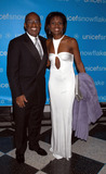 AL ROCKER Photo - NEW YORK November 17 2004 Al Rocker and wife Deborah Roberts at Unicef Snowflake Ball at Waldorf