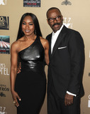 Courtney B Vance Photo - October 3 2015 LAAngela Bassett and Courtney B Vance arriving at the premiere of FXs American Horror Story Hotel at the Regal Cinemas LA Live on October 3 2015 in Los Angeles CaliforniaBy Line Peter WestACE PicturesACE Pictures Inctel 646 769 0430