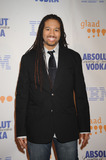 Anwar Robinson Photo - Singer Anwar Robinson arrives at the 19th Annual Glaad Media Awards held at the Marriott Marquis in New York City