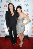 Julia Ormond Photo - May 8 2014 New York CityJulia Ormond and Jenna Dewan Tatum attending the AE Networks 2014 Upfronts at the Park Avenue Armory on May 8 2014 in New York City