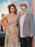 Alan Thicke Photo - July 27 2015 LAAlan Thicke and Tanya Callau arriving at the premiere of Warner Bros Pictures Vacation at the Regency Village Theatre on July 27 2015 in Westwood CaliforniaBy Line Peter WestACE PicturesACE Pictures Inctel 646 769 0430