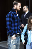 Cam Gigandet Photo - Actor Cam Gigandet outside a hotel in Soho on October 4 2011 in New York City