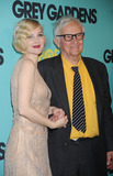 Albert Maysles Photo - Actress Drew Barrymore and writer Albert Maysles at the HBO Films premiere of Grey Gardens at The Ziegfeld Theater on April 14 2009 in New York City