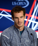 Andy Murray Photo - August 26 2016 New York CityTennis player Andy Murray held a press conference in advance of the US Open on August 26 2016 in New York CityBy Line SolarACE PicturesACE Pictures IncTel 6467670430