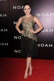 Madison Davenport Photo - March 26 2014 New York CityMadison Davenport attending the Noah New York premiere at Ziegfeld Theatre on March 26 2014 in New York City