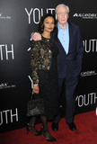 Shakira Caine Photo - November 17 2015 LAShakira Caine and Michael Caine arriving at the premiere of Youth at the DGA Theater on November 17 2015 in Los Angeles CaliforniaBy Line Peter WestACE PicturesACE Pictures Inctel 646 769 0430