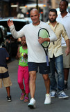 Andre Agassi Photo - August 24 2015 New York CityTennis player Andre Agassi attending Nikes NYC Street Tennis event on August 24 2015 in New York CityBy Line Zelig ShaulACE PicturesACE Pictures Inctel 646 769 0430