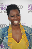 Adepero Oduye Photo - Adepero Oduye arriving at the 2012 Film Independent Spirit Awards at Santa Monica Pier on February 25 2012 in Santa Monica California