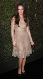 Minka Photo - Minka Kelly arriving at the Valentino 50th Anniversary and Rodeo Drive flagship store launch party on March 27 2012 in Hollywood Los Angeles