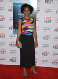 Adepero Oduye Photo - Actress Adepero Oduye at the world premiere of her movie The Big Short the closing night gala screening of the AFI FEST 2015 at the TCL Chinese Theatre Hollywood November 12 2015  Los Angeles CAPicture Paul Smith  Featureflash