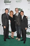 Adam Savage Photo - Mythbusters stars Tory Belleci (left) Kari Byron  Adam Savage  Grant Imahara at the Los Angeles premiere of The Green Hornet at Graumans Chinese Theatre HollywoodJanuary 10 2011  Los Angeles CAPicture Paul Smith  Featureflash