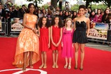 Amma Asante Photo - Amma Asante Timia  Lauren Julien-Box Cara Jenkins and Gugu Mbatha-Raw arrives for the Belle premiere at the BFI South Bank London 05062014 Picture by Steve Vas  Featureflash