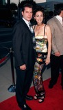 The Rat Pack Photo - 18AUG98  Actor RAY LIOTTA  wife MICHELLE at the Beverly Hills premiere of HBOs The Rat Pack He plays Frank Sinatra in the movie which is based on the lives of Sinatra Dean Martin Peter Lawford  Joey Bishop