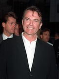 Sam Neill Photo - 12AUG97  Actor SAM NEILL at the premiere of his new movie Event Horizon in Beverly Hills