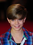 Ronan Parke Photo - Ronan Parke arriving for the UK Premiere of The Three Musketeers at Westfield London 04102011 Picture by Simon Burchell  Featureflash