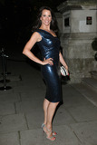 Andrea Mclean Photo - Andrea McLean arriving at a party to celebrate Lorraine Kellys 30 Years In Breakfast Television at the Langgham Hotel London 01102014 Picture by Alexandra Glen  Featureflash