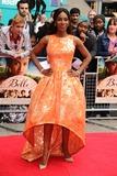 Amma Asante Photo - Amma Asante arrives for the Belle premiere at the BFI South Bank London 05062014 Picture by Steve Vas  Featureflash