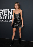 Alexa Chung Photo - Model Alexa Chung arriving at the Saint Laurent at the Palladium fashion show at the Hollywood PalladiumFebruary 10 2016  Los Angeles CAPicture Paul Smith  Featureflash