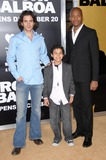 Noah Gray Cabey Photo - SANTIAGO CABRERA (left) NOAH GRAY-CABEY  LEONARD ROBERTS - stars of Heroes - at the world premiere of Rocky Balboa at the Graumans Chinese Theatre HollywoodDecember 13 2006  Los Angeles CAPicture Paul Smith  Featureflash