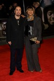 David Gest Photo - David Gest and Denice Williams arriving for the UK premiere of Michael Jackon The Life of an Icon Empire Leicester Square London 02112011 Picture by  Simon Burchell  Featureflash