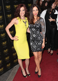 Bwitched Photo - Keavy Lynch and Lindsay Armaou from Bwitched arriving for the Lipsy Fashion Awards  at Dstrkt London 29052013 Picture by Alexandra Glen  Featureflash