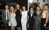 Alex Russell Photo - LtoR Alex Russell Cynthia Preston Judy Greer Julianne Moore Kimberly Peirce Chloe Grace Moretz  Portia Doubleday at the world premiere of their movie Carrie at the Arclight Theatre HollywoodOctober 7 2013  Los Angeles CAPicture Paul Smith  Featureflash