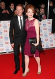 Anthony Cotton Photo - Anthony Cotton and Jenny McAlpine arriving for the National Television Awards 2013 at the O2 Arena London 23012013 Picture by Alexandra Glen  Featureflash