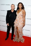 Aleesha Dixon Photo - Julien MacDonald and singer Aleesha Dixon arriving for the Glamour Women Of The Year Awards 2012 at Berkeley Square London 29052012 Picture by Steve Vas  Featureflash
