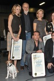 Missi Pyle Photo - The Artist stars Jean DuJardin with Missi Pyle (left) Penelope Ann Miller James Cromwell and Uggie on Stage 5 at Red Studios in Hollywood where the cast  crew of The Artist were presented with the inaugural Made in Hollywood award from the Los Angeles City Council by council member Tom LaBongeThe movie which has 10 Academy Award nominations was filmed at the studio and on location around HollywoodJanuary 31 2012  Los Angeles CAPicture Paul Smith  Featureflash