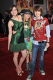 Kaili Thorne Photo - Kaili Thorne (left) sister Bella Thorne  brother Remy Thorne at the world premiere of Race to Witch Mountain at the El Capitan Theatre HollywoodMarch 11 2009  Los Angeles CAPicture Paul Smith  Featureflash