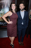Adam Scott Photo - Actors Adam Scott  Allison Tolman at the Los Angeles premiere of their movie Krampus at the Arclight Theatre HollywoodNovember 30 2015  Los Angeles CAPicture Paul Smith  Featureflash