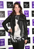 Andrea Mclean Photo - Andrea McLean arriving for the Style for Stroke Party 5 Cavendish Square London 02102012 Picture by Alexandra Glen  Featureflash