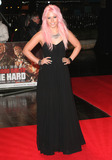 Amelia Lily Photo - Amelia Lily arriving for the A Good Day to Die Hard UK Premiere Empire Leicester Square London 07022013 Picture by Alexandra Glen  Featureflash