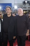 Andrew G Vajna Photo - Producers MARIO F KASSAR (left)  ANDREW G VAJNA at the world premiere of their new movie Terminator 3 Rise of the Machines in Los AngelesJune 30 2003 Paul Smith  Featureflash