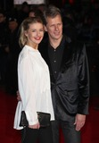 Andrew Castle Photo - Georgina and Andrew Castle arriving for the UK Premiere of Jack Ryan at Vue Leicester Square London 20012014 Picture by Alexandra Glen  Featureflash