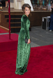 Alicia Vikander Photo - Alicia Vikander attends the UK premiere of Anna Karenina at Odeon Leicester Square London 05092012 Picture by Alexandra Glen  Featureflash