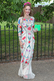 Alice Temperley Photo - Alice Temperley arriving for the Serpentine Summer Party at the Serpentine Gallery Hyde Park London 01072014 Picture by Alexandra Glen  Featureflash